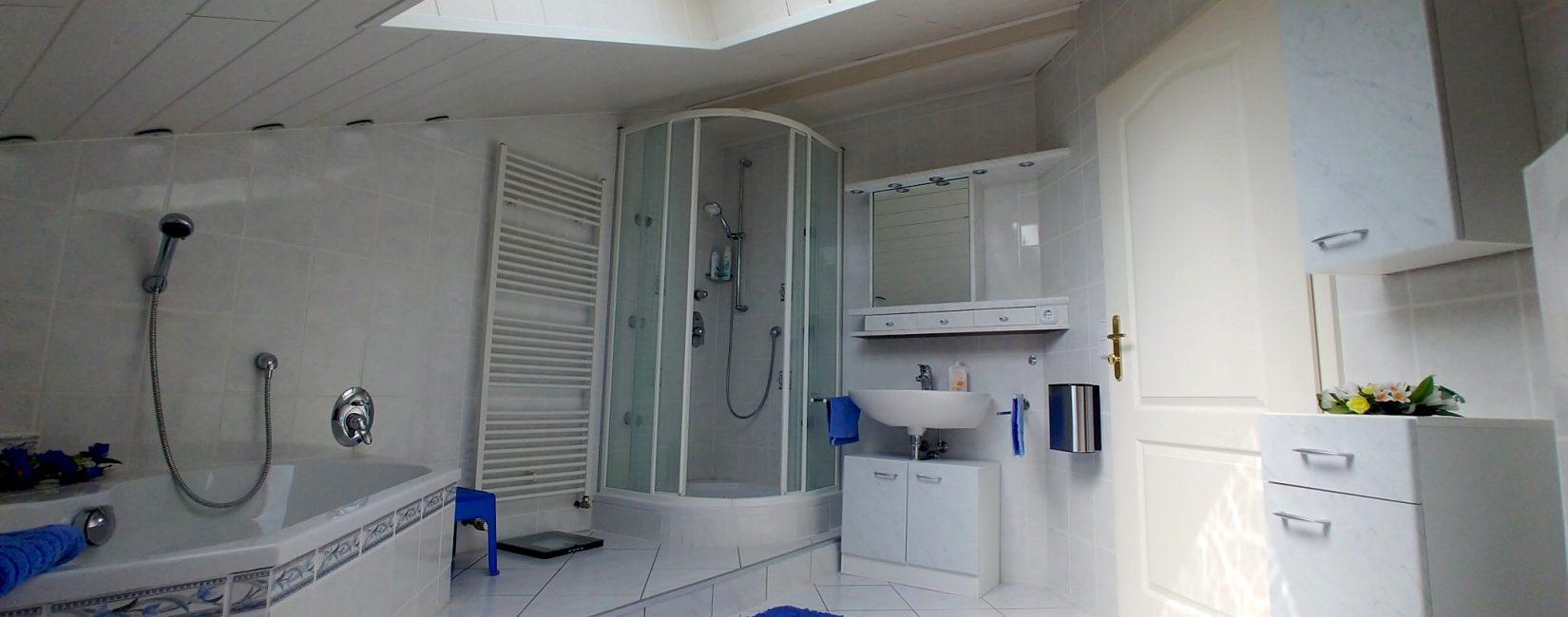 Tageslichtbad mit WC