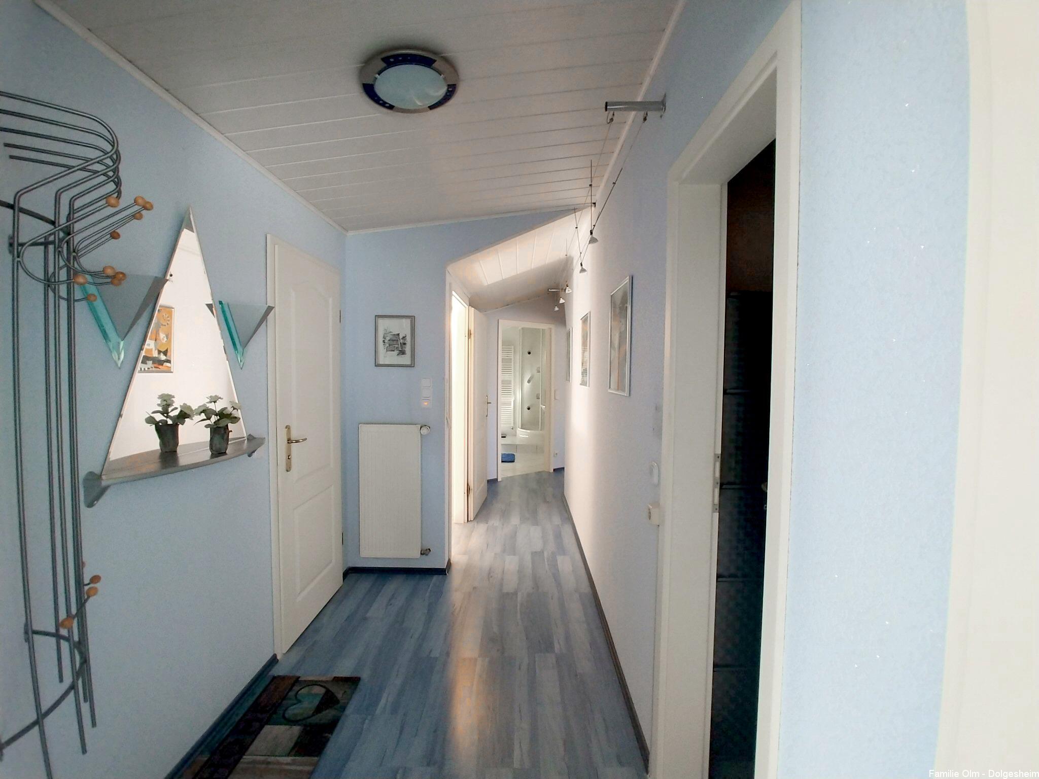 Ferienwohnung Dolgesheim Eingangsbereich
